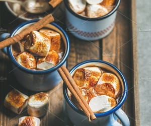 autumn, Cinnamon, and hot drink image