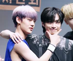 Chan, unb, and daewon image