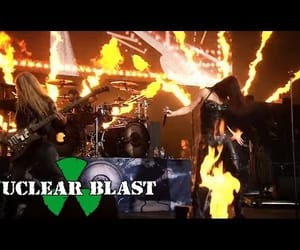 metal, nightwish, and show image