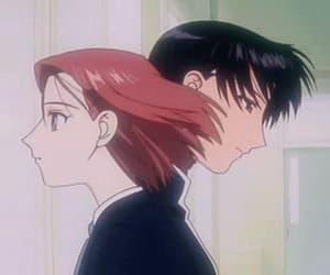 anime, Relationship, and kare kano image