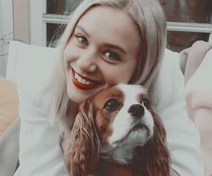 skam, noora, and dog image