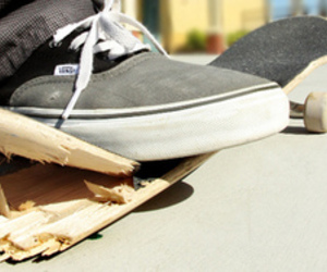 skate, vans, and shoes image