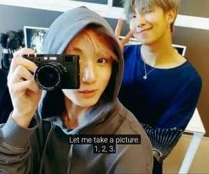 camera, bts, and jungkook image