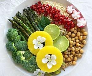broccoli, food, and vegan image