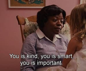 quotes, movie, and the help image