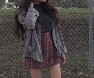 aesthetic, grunge, and clothes image