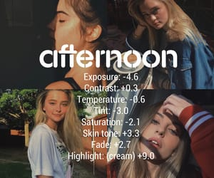 aesthetic, editing, and girls image