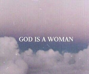 wallpaper, god is a woman, and ariana grande image