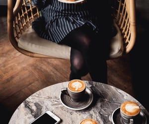 coffee and fashion image