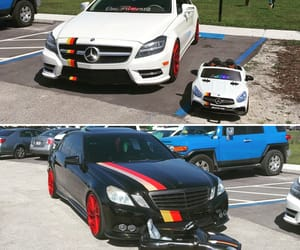 cars, florida, and mercedes-benz image