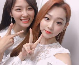 mina, gugudan, and sejeong image