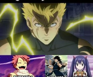cobra, fairy tail, and rouge image