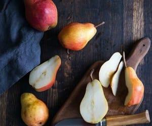 autumn, pear, and fall image