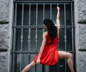dance, Hot, and moment image