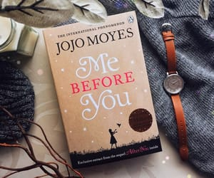 book, jojo moyes, and me before you image