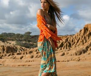 boheme, fashion, and look image