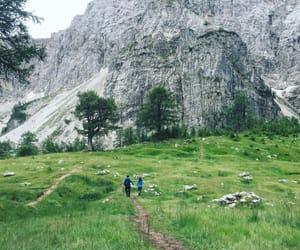 couple, freedom, and hike image
