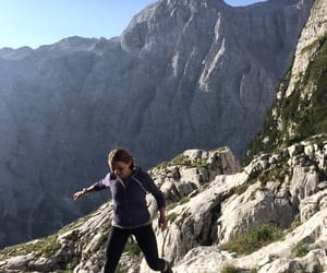 Alps, nature, and slovenia image