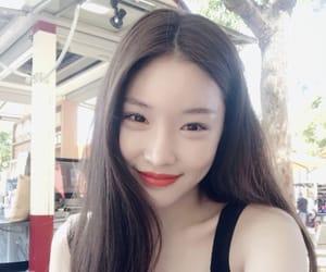 kpop, soloist, and chungha image