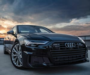 audi, black, and awesome image