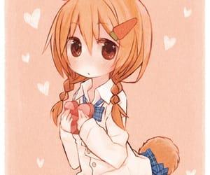 anime, bunny, and bunnys image