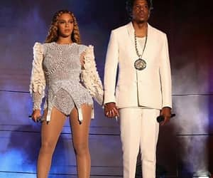 beyonce knowles, jay, and Miami image