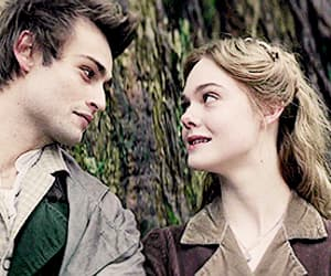 couple, douglas booth, and love image