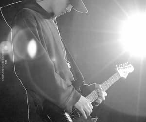 exo, guitarist, and guitar image