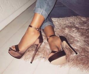 chic, elegant, and high heels image