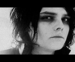 bw, gerard way, and my chemical romance image