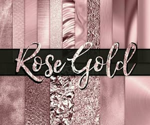 blogger, pretty, and rose gold image