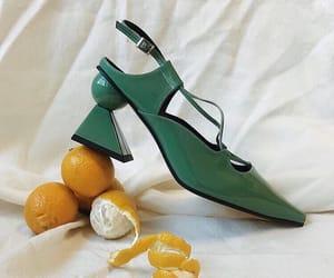 clothing, fashion, and oranges image