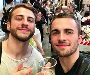 squeezie and maxenss image