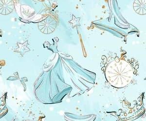 wallpaper, disney, and cinderella image
