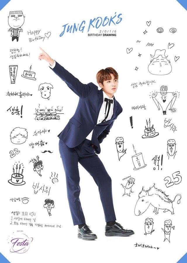 Happy Birthday Lyrics In Korean On We Heart It