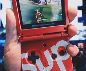 gameboy, nintendo, and supreme image