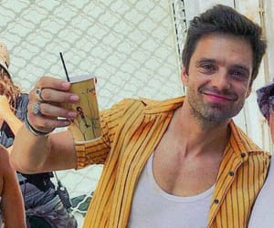 Marvel, sebastian stan, and bucky barnes image
