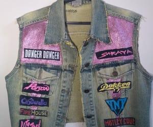 80s, glitter, and motley crue image