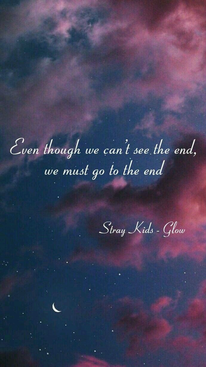 Image About Quotes In Stray Kids Wallpapers By Nina Hmc