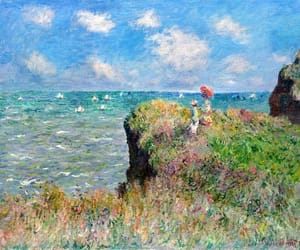 1882, claude monet, and art institute of chicago image