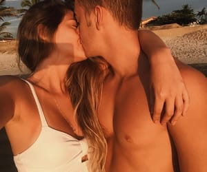 body, kiss, and couple image