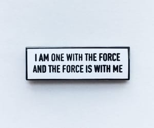 force, one, and quotes image