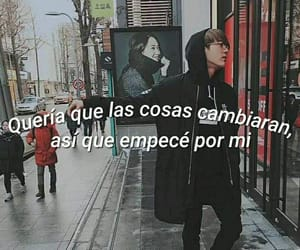 cosas, frases, and j-hope image