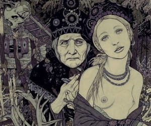 article, baba yaga, and people image