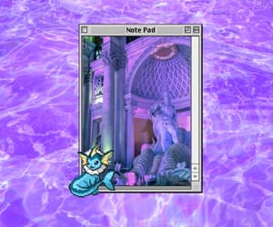 aesthetic, Dream, and purple image