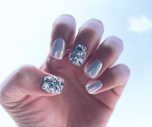 aesthetic, cool, and nails image