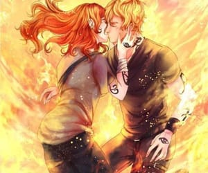 jace, kiss, and jace and clary image