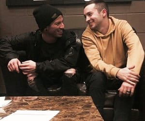 wallpaper, twenty one pilots, and josh dun image