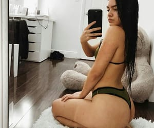 bikini, instagram, and menina image