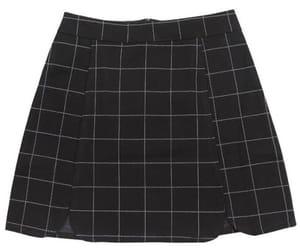 black, png, and skirt image